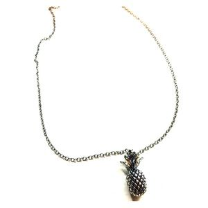 Jewelry - Lil Pineapple Necklace